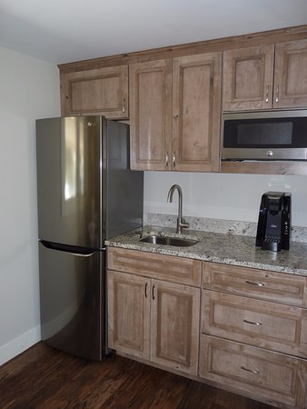 Redstone, CO: Kitchenette in Villa 2