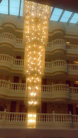 Cleopatra Palace Hotel: Fun in the sun.