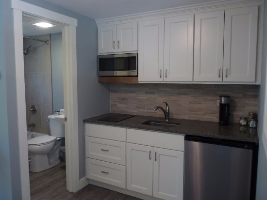 Redstone, CO: Kitchenette in Villa 6