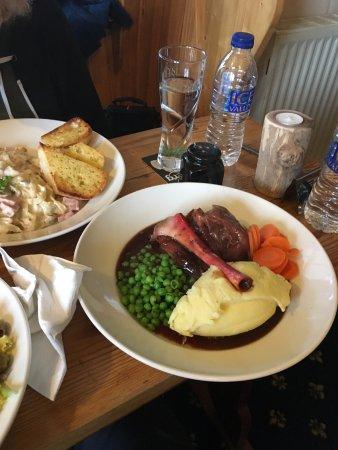 Whitebridge Hotel: Delicious dinner