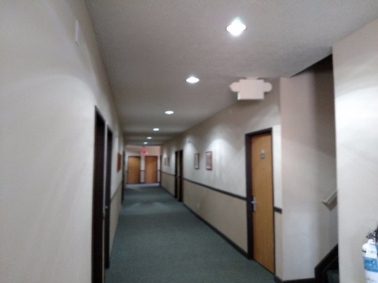 Florence, IN: Hallway