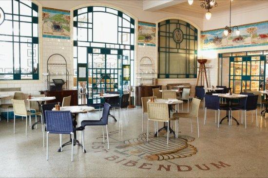 Photo of French Restaurant Bibendum at Michelin House 81 Fulham Road, London SW3 6RD, United Kingdom