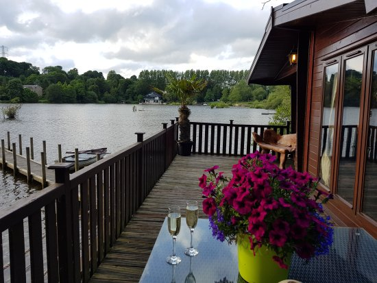 Garstang, UK: Cleveleymere The Lake House