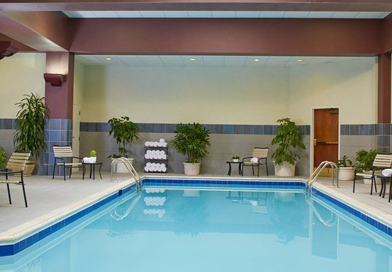Round Rock, Teksas: Indoor Pool