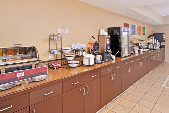 Comfort Inn Fountain Hills - Scottsdale : Breakfast