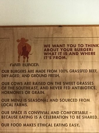 Farm Burger Dunwoody: photo2.jpg