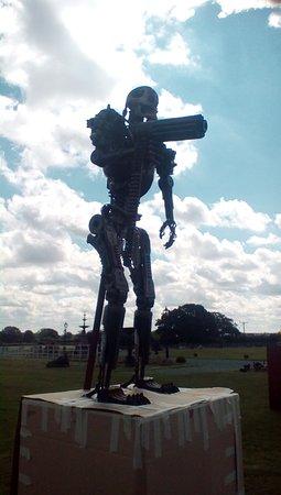 Oswestry, UK: Surrender!!
