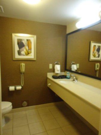 Hollins, VA: bathroom