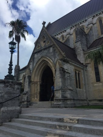 Hamilton, Islas Bermudas: Cathedral of the Most Holy Trinity (Bermuda Cathedral)