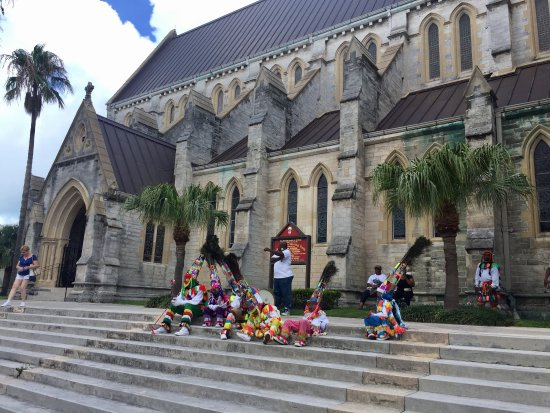 Hamilton, Bermudes : Cathedral of the Most Holy Trinity (Bermuda Cathedral)