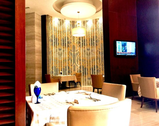 Four Points by Sheraton Tai'an: VIP Dining Area