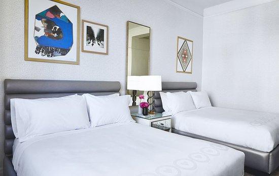 Galleria Park Hotel: Queen Queen Guest Room
