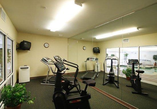 Fairfield Inn Concord: Fitness Room