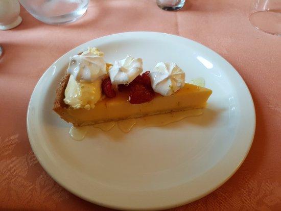 Bransford, UK: Dessert