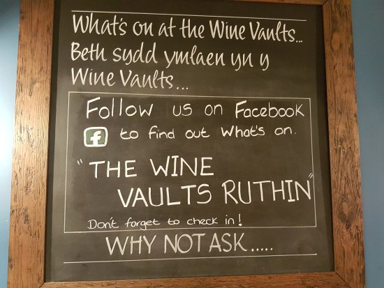 ‪The Wine Vaults‬
