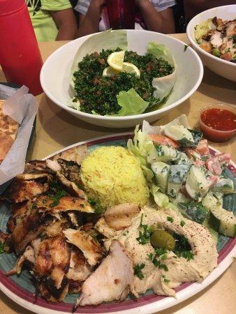 Aladdin's Grill & Deli