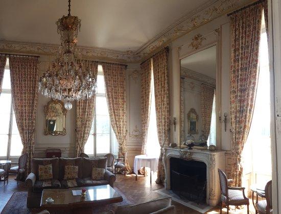Château du maréchal de Saxe yerres