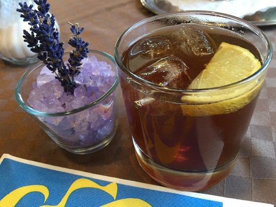 Feistritz im Rosental, Áustria: a drink for the hot day