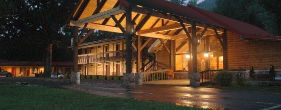 Smoky Falls Lodge Φωτογραφία