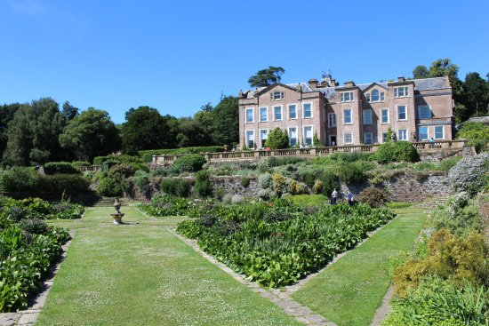 Great Plat And House Picture Of Hestercombe Gardens