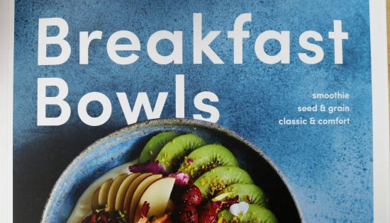 Pawcatuck, CT: We love creating Breakfast Bowls.