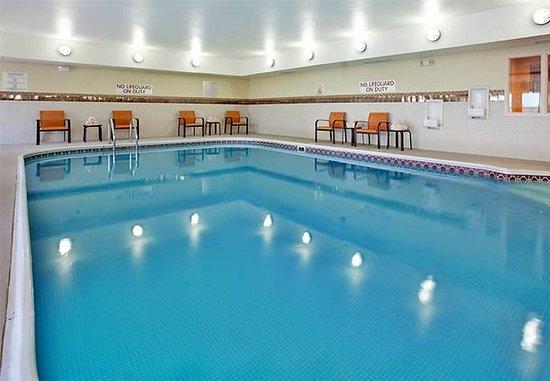 The Woodlands, TX: Indoor Pool