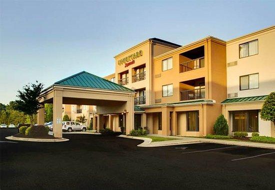 Greenville, Carolina del Norte: Entrance