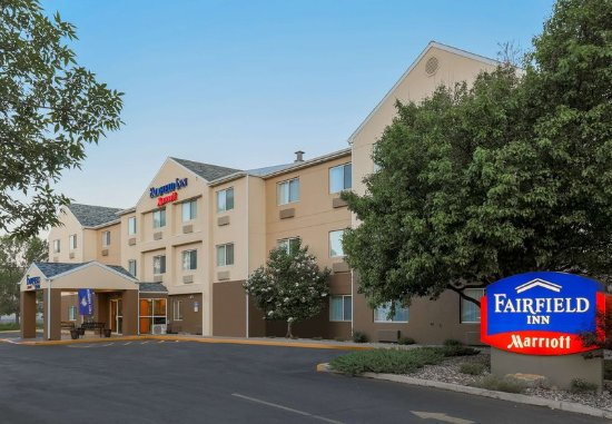 Fairfield Inn Bozeman: Exterior