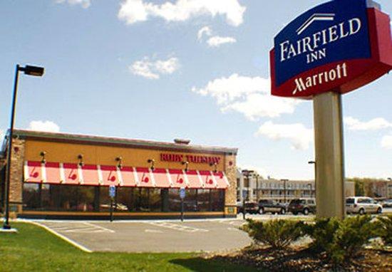 Fairfield Inn & Suites Hartford Airport: Ruby Tuesday