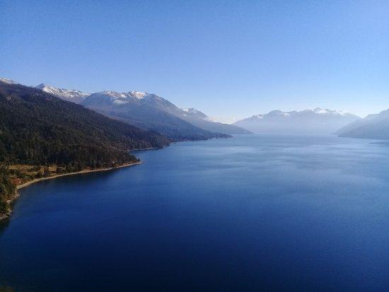 Mirador Lago Traful: MIrador Villa Traful