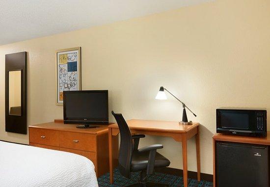 Mesquite, Teksas: King Guest Room - Work Desk
