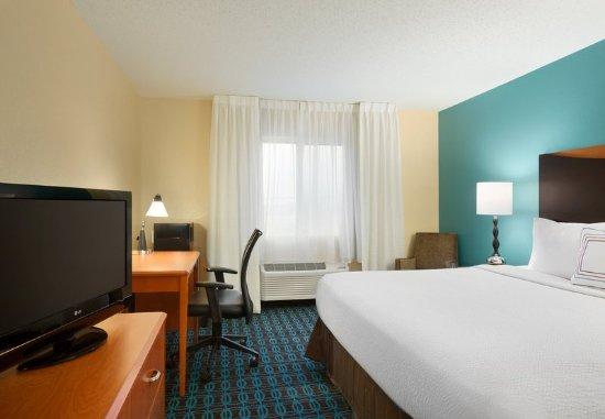 Mesquite, Teksas: King Guest Room