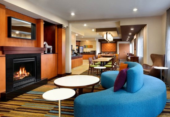 Mesquite, Teksas: Lobby - Seating Area