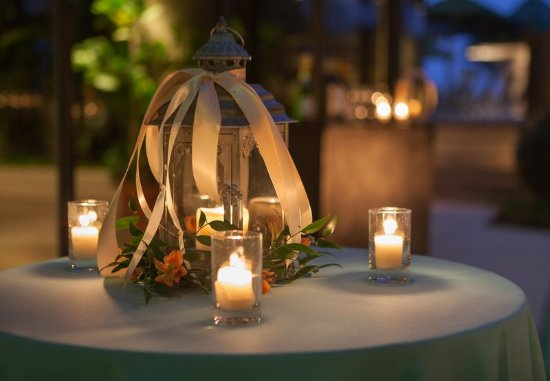 Hilton Head Marriott Resort & Spa: Outdoor Wedding Details
