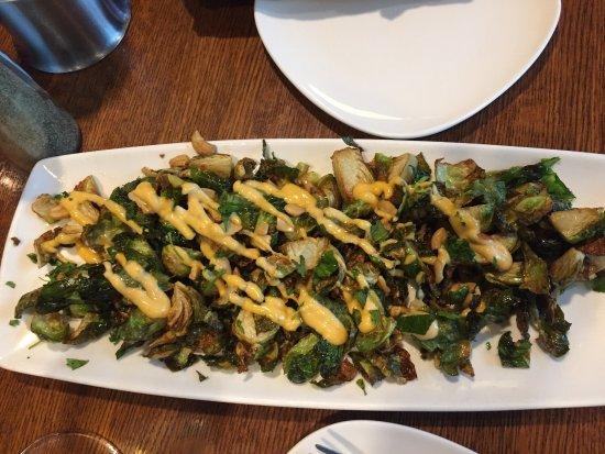 Cooper'S Hawk Brussel Sprout Recipe