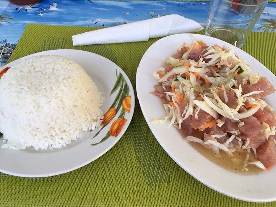 Tuherahera, Fransk Polynesien: Hummm trop bon