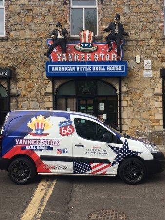 Dungannon, UK: Yankee Star Grillhouse