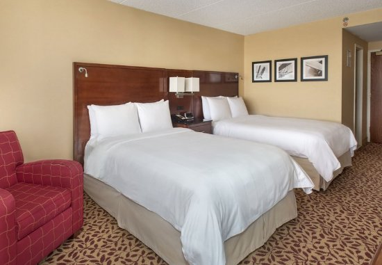 Uniondale, NY: Double/Double Guest Room