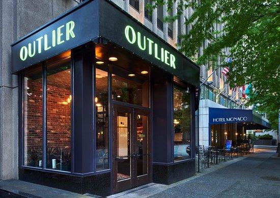 Kimpton Hotel Monaco Seattle: Outlier