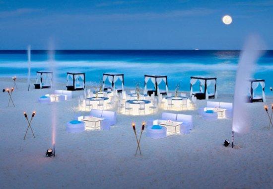 JW Marriott Cancun Resort & Spa : Beach Wedding