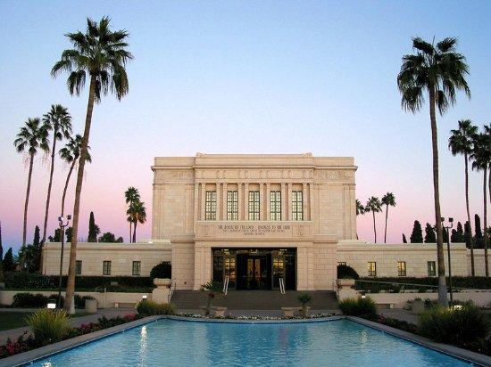 Phoenix Marriott Mesa: Mormon Temple