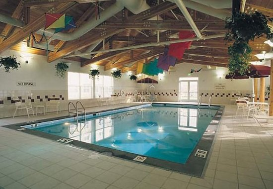 ريزيدنس إن باي ماريوت أنكوراج ميدتاون: Indoor Pool