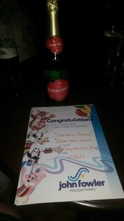 Perran View Holiday Park: winning best quiz name