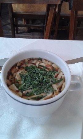 Gasthaus Ubl: Frittatensuppe