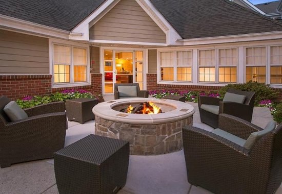 Ellicott City, MD: Outdoor Fire Pit