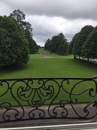 Lovely view from room - Chateau de Sully (Facing East)