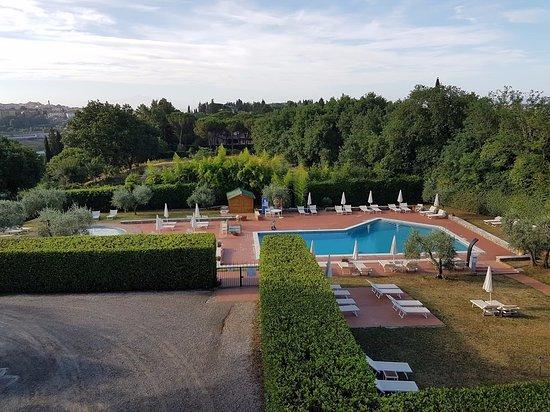 Piscina Foto Di Hotel Garden Siena Tripadvisor