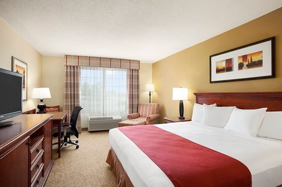 Country Inn & Suites By Carlson, Rochester-Henrietta: Guest Room
