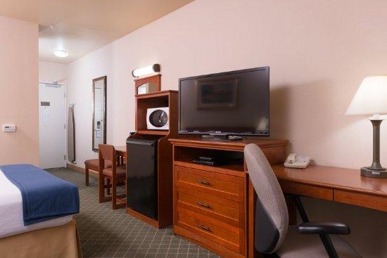 Эверетт, Вашингтон: ADA/Handicapped Accessible Queen Guest Room
