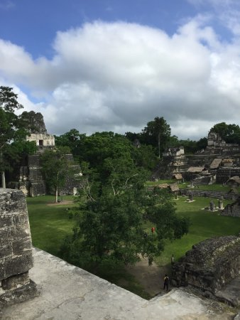 Gran Plaza: Our first view!